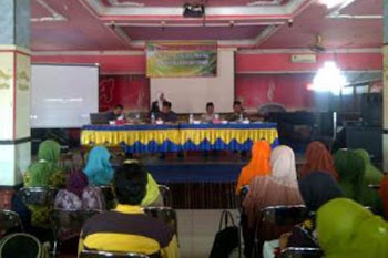 Pembinaan Administrasi Madrasah. Kotabumi Lampung Utara