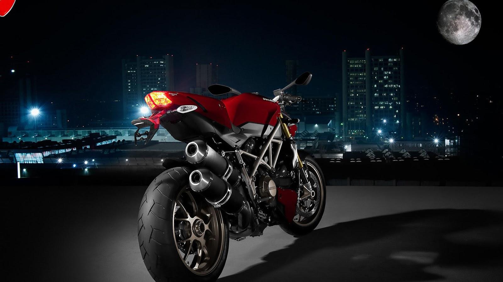 Red Ducati S... Ducati Monster List