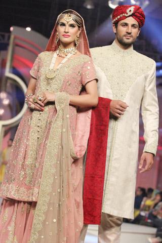 deepak perwani collection pantene bridal couture week