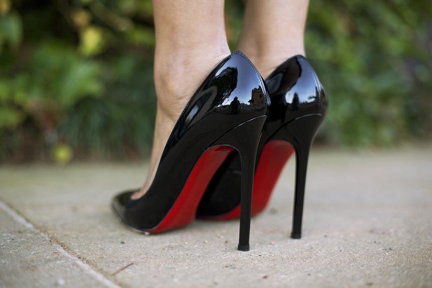 scarpe imitazione louboutin