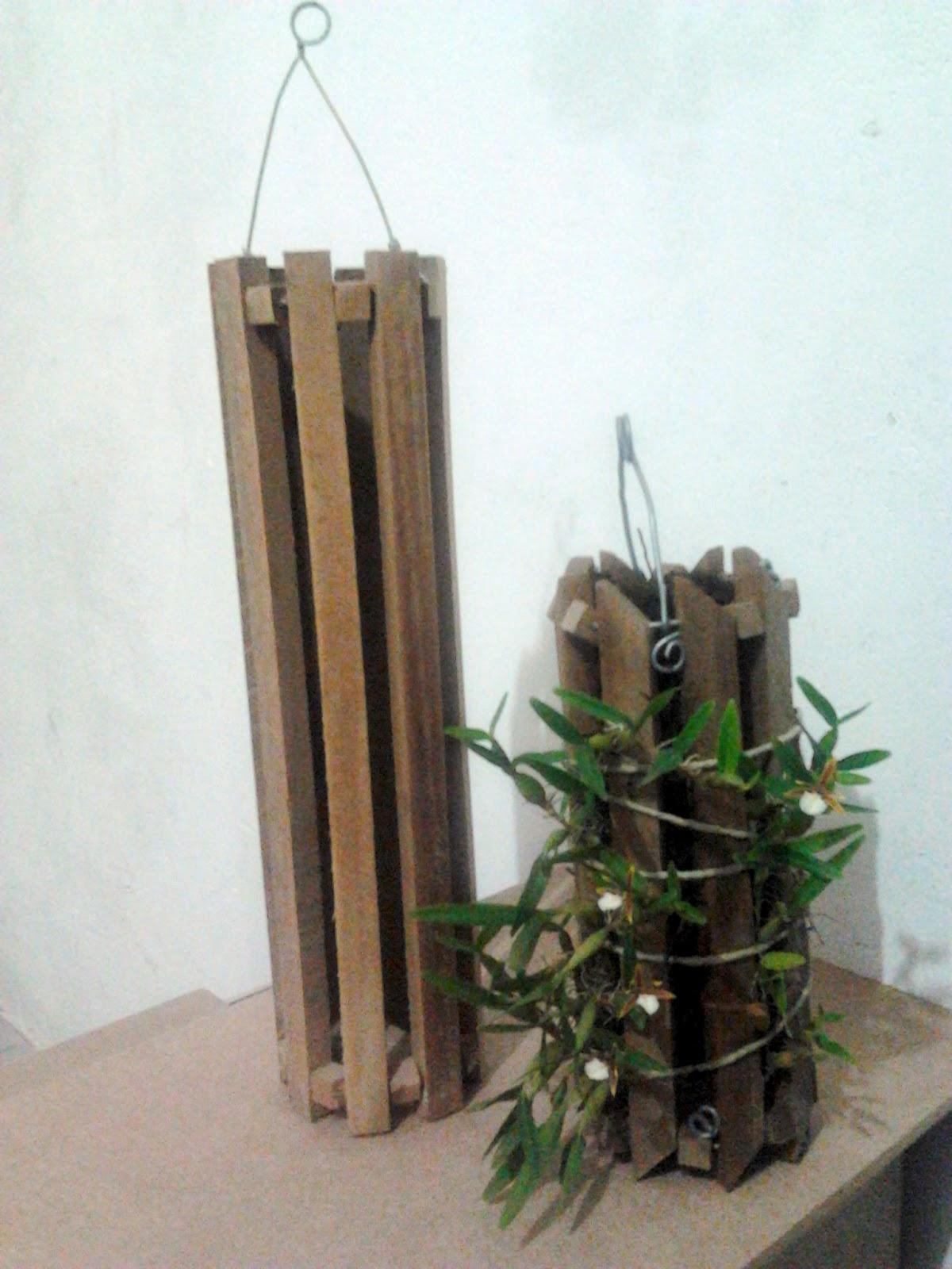 #406034 GNC21 Canudos ideal substituto de troncos de madeira 1200x1600 px caixas de madeira para orquideas @ bernauer.info Móveis Antigos Novos E Usados Online