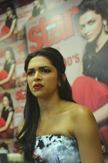 Actress Deepika Padukone Latest Pictures at Starweek Magazine Diwali Special Edition Launch  0008