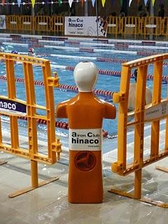 L corcher de monz n resultados pruebas piscina for Piscinas de monzon