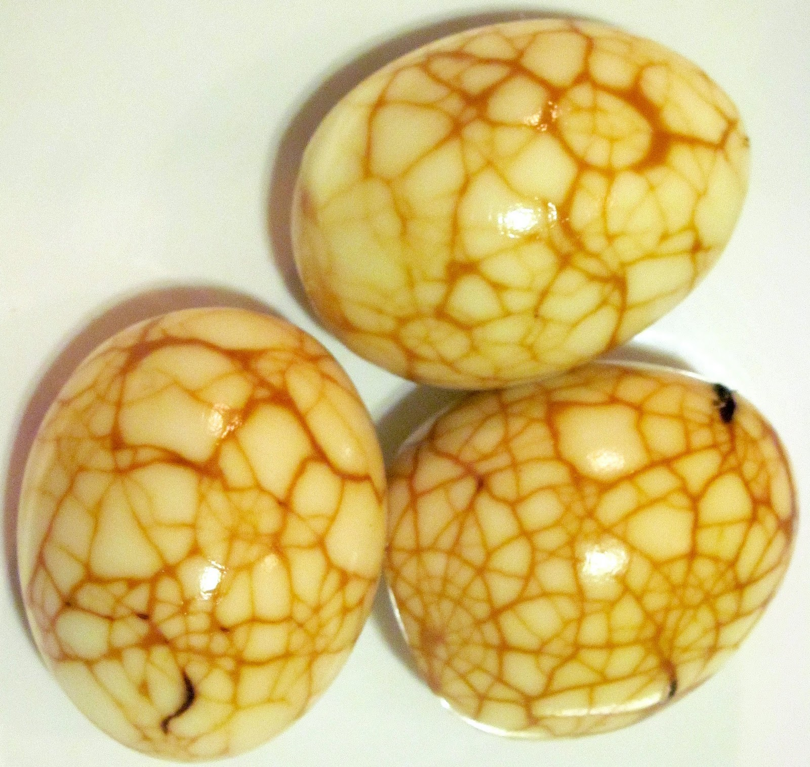 Chinese Tea Eggs Submitted by