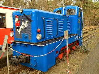 Parkeisenbahn: Dampfzugfahrten bei der Berliner Parkeisenbahn