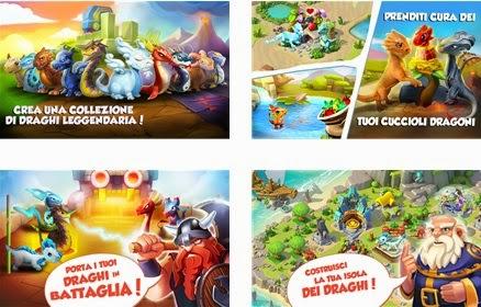 Dragon mania legends gioco