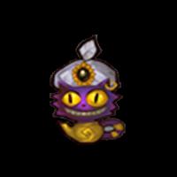Pet mèo đèn thần gunbao