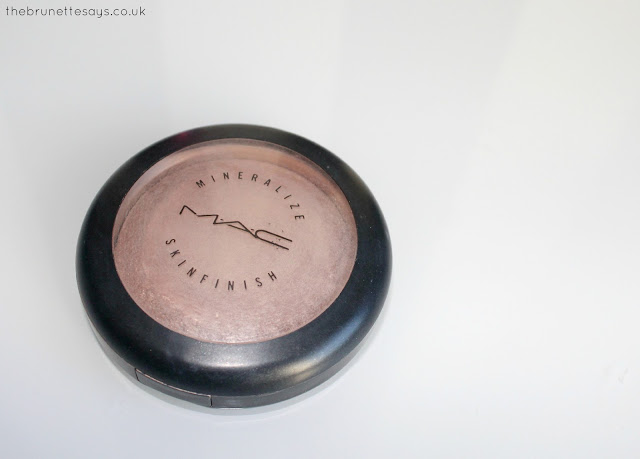 mac cosmetics, skin finish, high light, soft & gentle, makeup, beauty