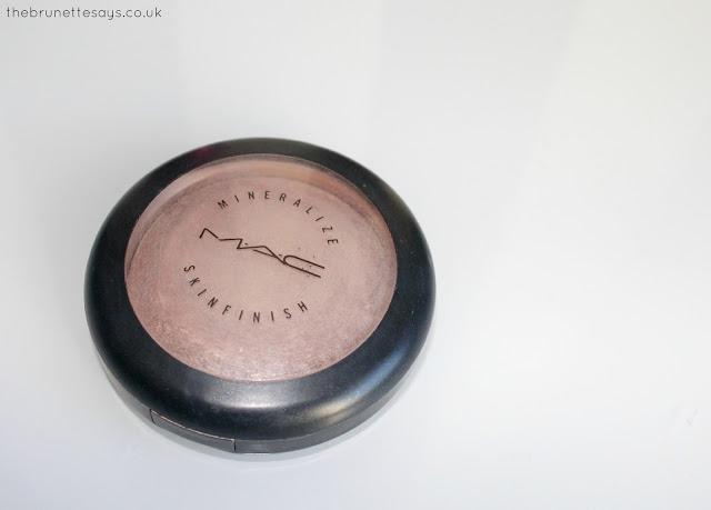 mac cosmetics, skin finish, high light, soft & gentle, makeup, beauty