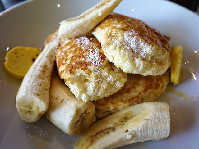 Granger & Co Notting Hill Ricotta Pancakes