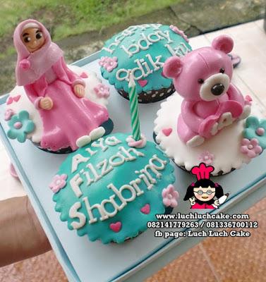 Birthday Cupcake Untuk Adik