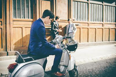 Cavalier Bleu, París, bespoke, menswear, sastrería,
