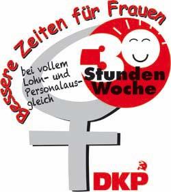 Bildergebnis für DKP Frauentag