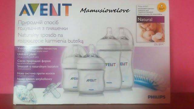 Zestaw startowy dla noworodków Natural - AVENT ,  DzieckoiTy24.pl
