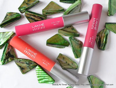 Lakme Absolute Lip Tints