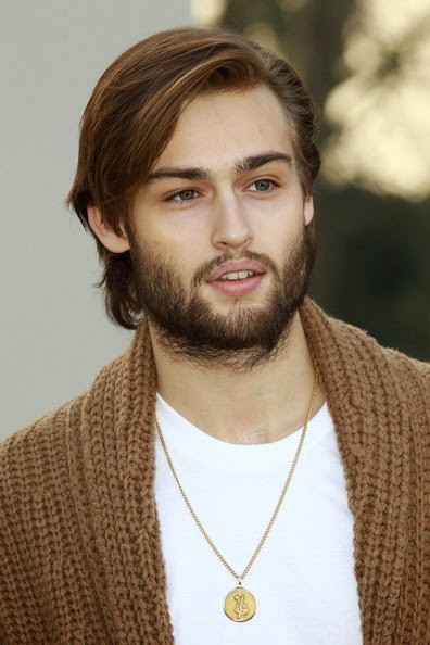 British Model Douglas Booth HD Images