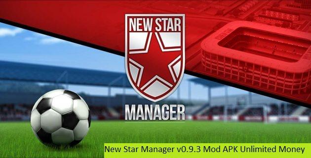 New Star Manager v0.9.3 Mod APK Unlimited Money