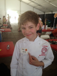 MasterChefJr Winner Junior