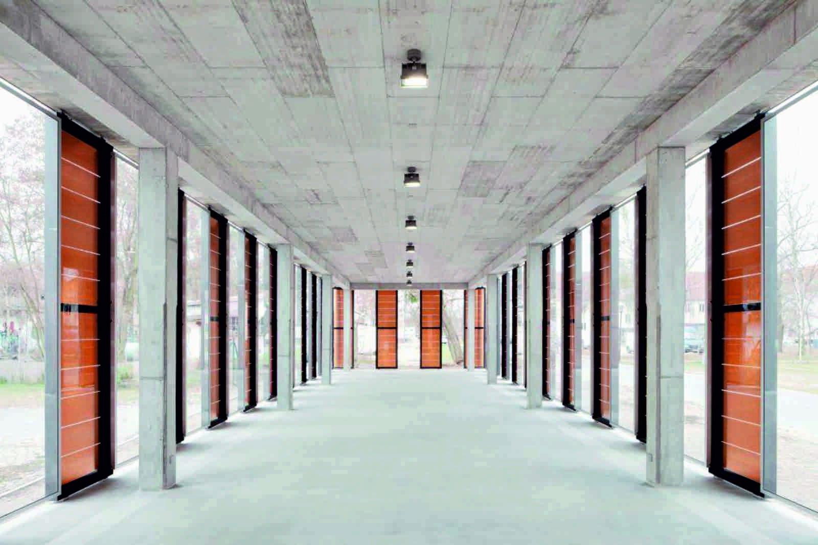 Photovoltaic Pavilion By Ortner Ortner Baukunst A As