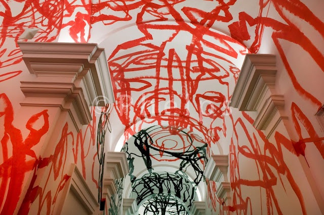 Ausstellung Zitko - Salzburg Kunstverein - Foto Andrew Phelps