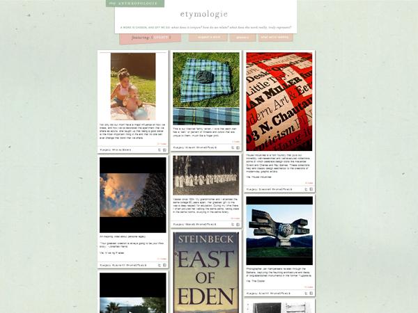 Homebuildlife june 2011 for Etymologie architecture