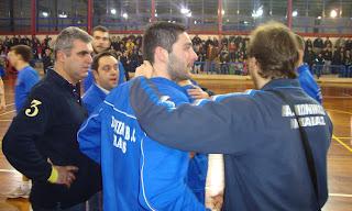 Εθνικός και Μίλωνας στον τελικό κυπέλλου ανδρών ΕΣΚΑΝΑ