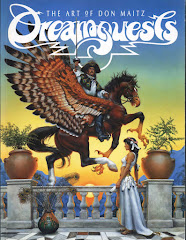 'Dreamquests: The Art of Don Maitz'