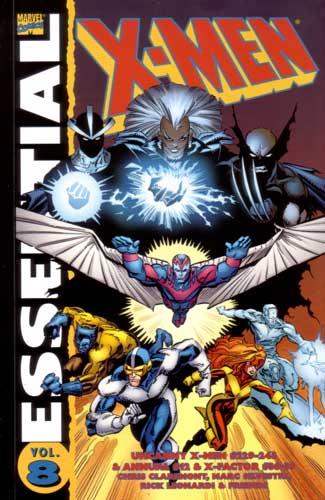 Essential X-Men #8 - Volume 8 (Issue).
