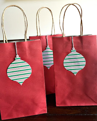 Ornament Gift Bags for Sale