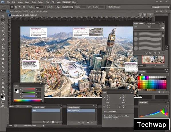 Adobe Photoshop CC 14.2.1 PreActivated