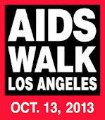AIDS Walk Los Angeles 10/13/13