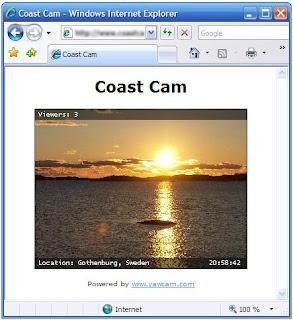 COME RILEVARE MOVIMENTI IN CASA UTILIZZANDO LA WEBCAM DEL PC