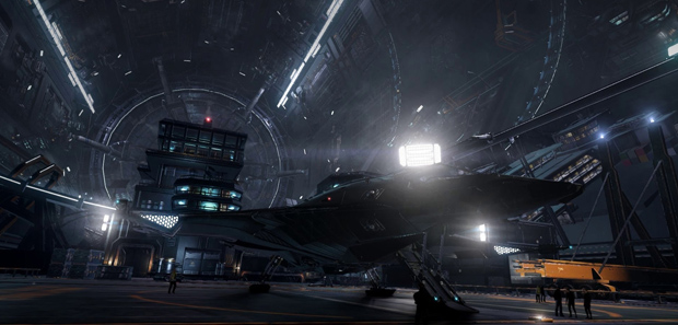 Elite Dangerous Heading to Xbox One & PS4