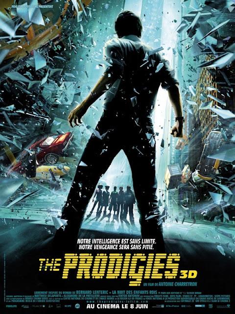 The Prodigies 5 พลังจิตสังหาร HD 2011