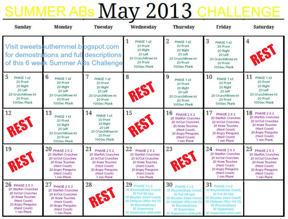 1000 x 763 jpeg 283kB, Abs Challenge Women Summer abs challenge demo's