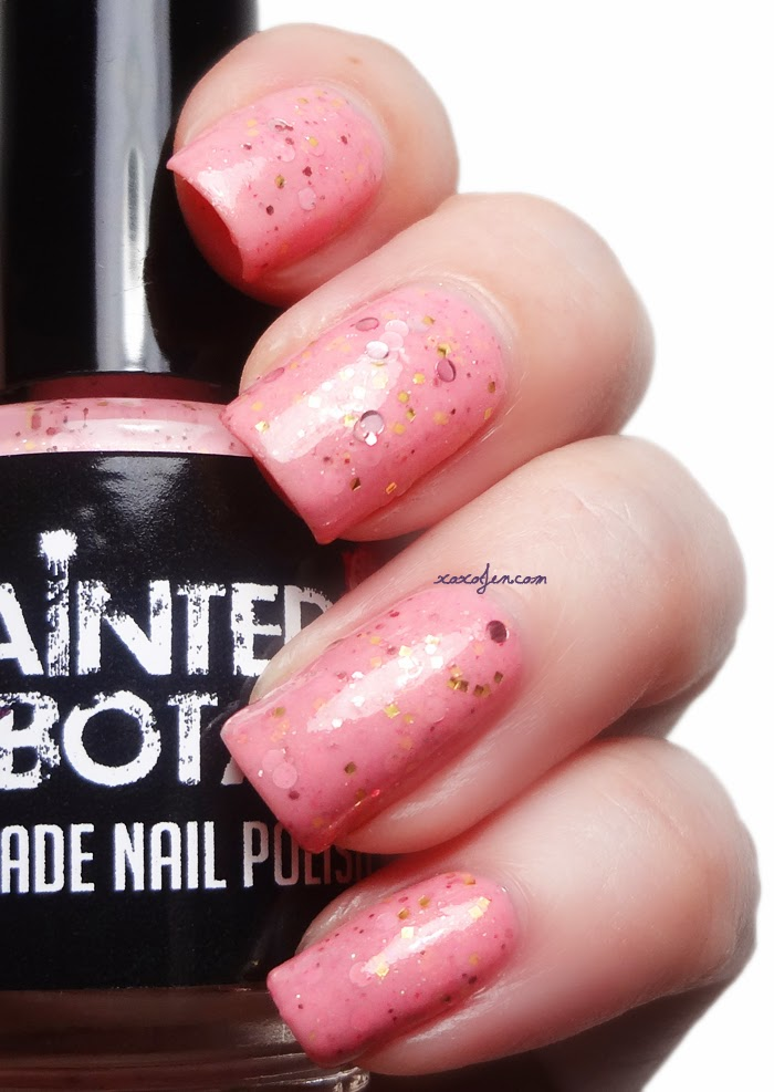 xoxoJen's swatch of Painted Sabotage Love Poison