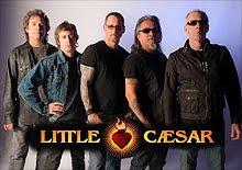 Gira por España de Little Caesar en junio de 2012