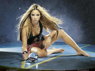Shakira Wallpaper-1400x1050