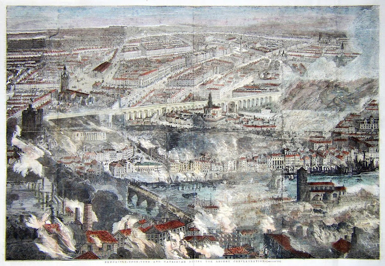 The Great Fire of 1854