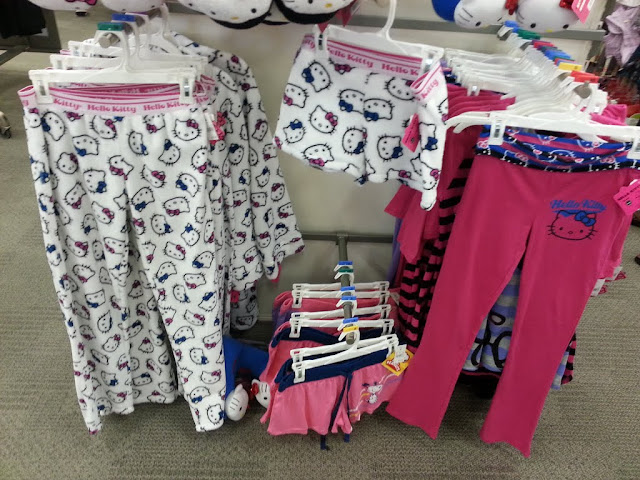 Hello Kitty Pyjamas Pants and Shorts