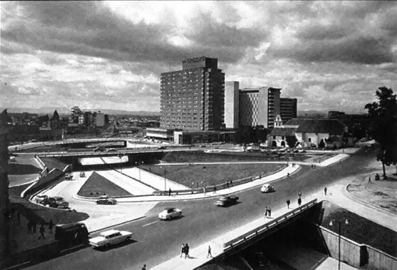 Historia de la arquitectura moderna rafael obreg n 1919 for Historia de la arquitectura moderna