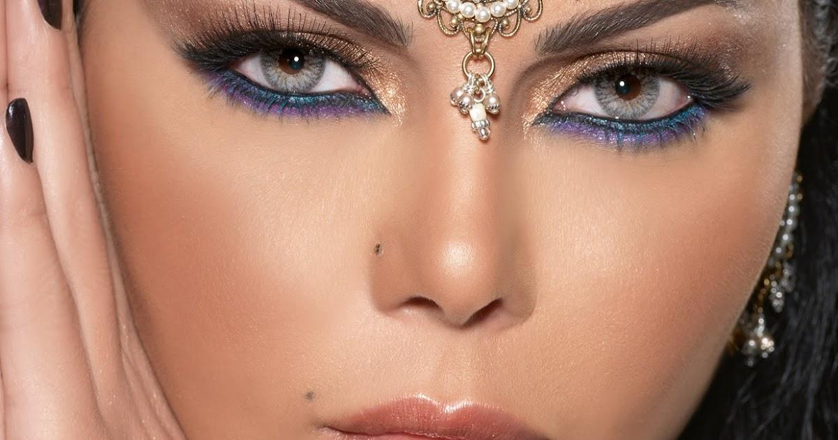 Haifa Wehbe Inspiration Pixiwoo