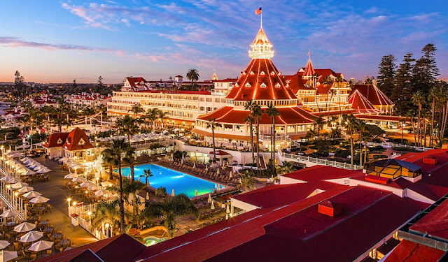 Hotel Del Coronado em San Diego