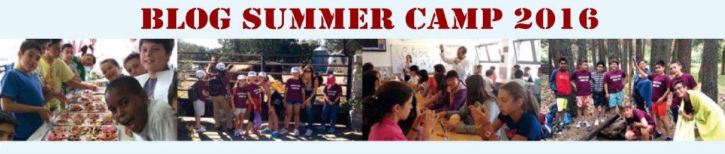 Blog Summer Camp 2016