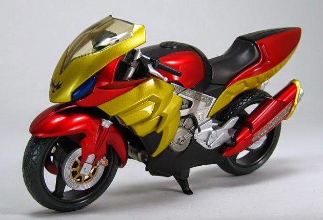 Gambar Machine Tornador (Kamen Rider Agito)