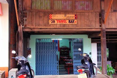 2B Travel Bar in Pakse
