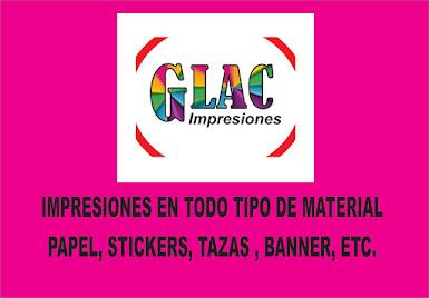 IMPRESIONES GLAC