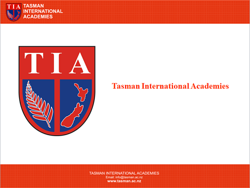 Tasman International Academies