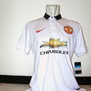 grade ori, Manchester United Away 2015, grade ori Made in Thailand, harga murah, jual online Jersey mu away