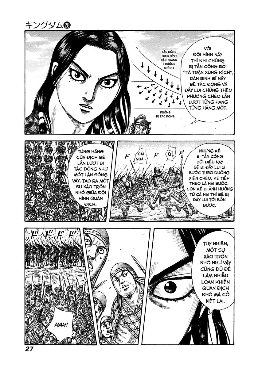 Kingdom – Vương Giả Thiên Hạ (Tổng Hợp) chap 296 page 5 - IZTruyenTranh.com